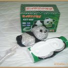 Rhinestone Panda Shaped Novelty Retro Corded Telephone