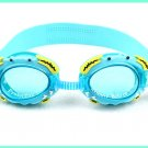 Kid Swimming Pool Crab Slicon Swim Glasses Glass NIB G003