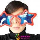 Crazy Big Specs Big Star Glasses Clown Classes Costume Theatre Prop