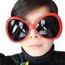 Crazy Big Specs Glasses Clown Classes Costume Theatre Prop R001