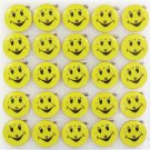 Lot of 25pcs Smile Pin Brooch Luminous Party Favor LP001