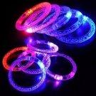 Lot of 12pcs Luminous bracelet bangle Party Favor LB001