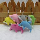 25pcs Dolphin Mobile Strap for cell phone wholesale promotion party favor MB001
