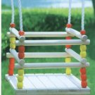 Wood Tree Swing Kit for Baby Square outdoor fun SW001
