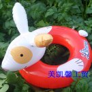 Inflatable Baby Swimming rabbit shaped Floating for Kid SR018