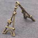 Lot of 500pcs mini Brass Tower dollhouse miniature toy/jewelry Charm CM880