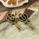 Lot of 300pcs mini Starfish dollhouse miniature toy/jewelry Charm CM1234