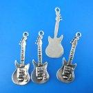 200pcs mini guita dollhouse miniature toy/jewelry Charm CM748