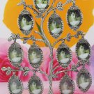 Silver Plated Family Tree picture display photo frame/home decoy FM001