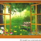 Window Decals on Wall Stickers Home Decoration Decor Vinyl Removable Mural Art ST002
