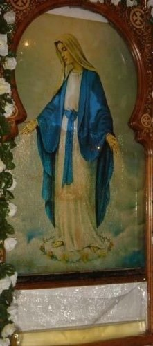 21st Century OIL Miracle of Our Lady Saint Mary ~ 24 years of continuous oil..