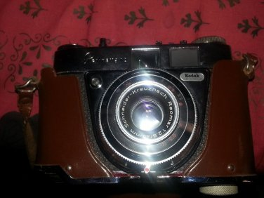 Kodak Retinette 1A Camera Made in Germany Pronto Lens, Vintage 1950's