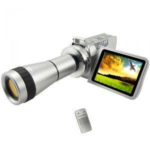 MPEG4 Digital Video Camcorder
