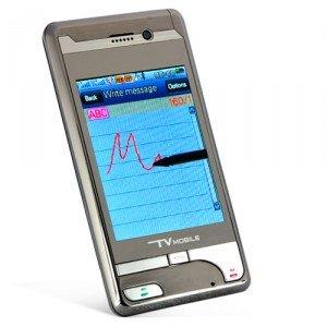 Voyager - Quad Band Touchscreen Dual-SIM WiFi Media Phone