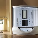 "59"" Eagle Bath WS-6012 Steam Shower Enclosure w/ Whirlpool Bathtub Combo Unit"