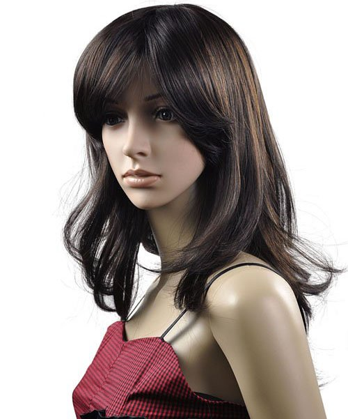 LONG WAVE COSPLAY EVERYDAY HAIR FULL WIGS WL69