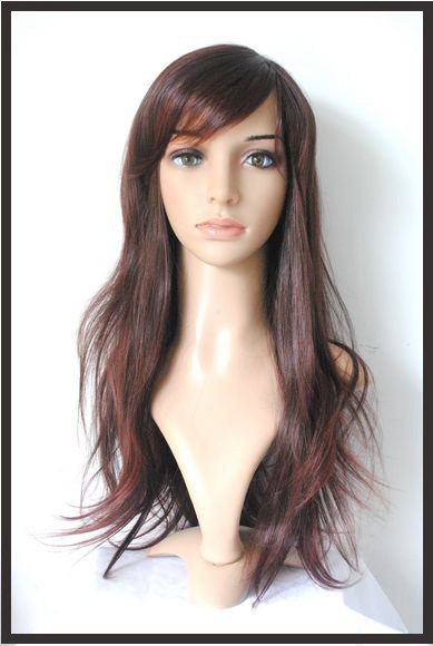 LONG NATURAL COSPLAY EVERYDAY HAIR FULL WIGS WL72