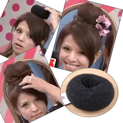 Girl's Woman Lady Hair Dividers French Curlers For Hair PP40
