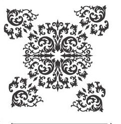 Removable Stickers Wall Art Deco Decal Sticker Flower WB31