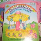 My little pony round and round book