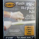 "Sealz-It Plastic Pipe Repair Kit  3"" x 108"" - (SRKP3108)"