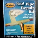 "Sealz-It Metal Pipe Repair Kit  3"" x 108"" - (SRKM3108)"