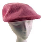 Pink Newsboy Cap