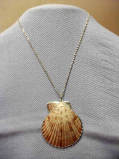 Shell Necklace Style 2