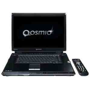 Toshiba Qosmio Laptop, G30-163 HD/DVD, 2GHz with 17 Inch Display