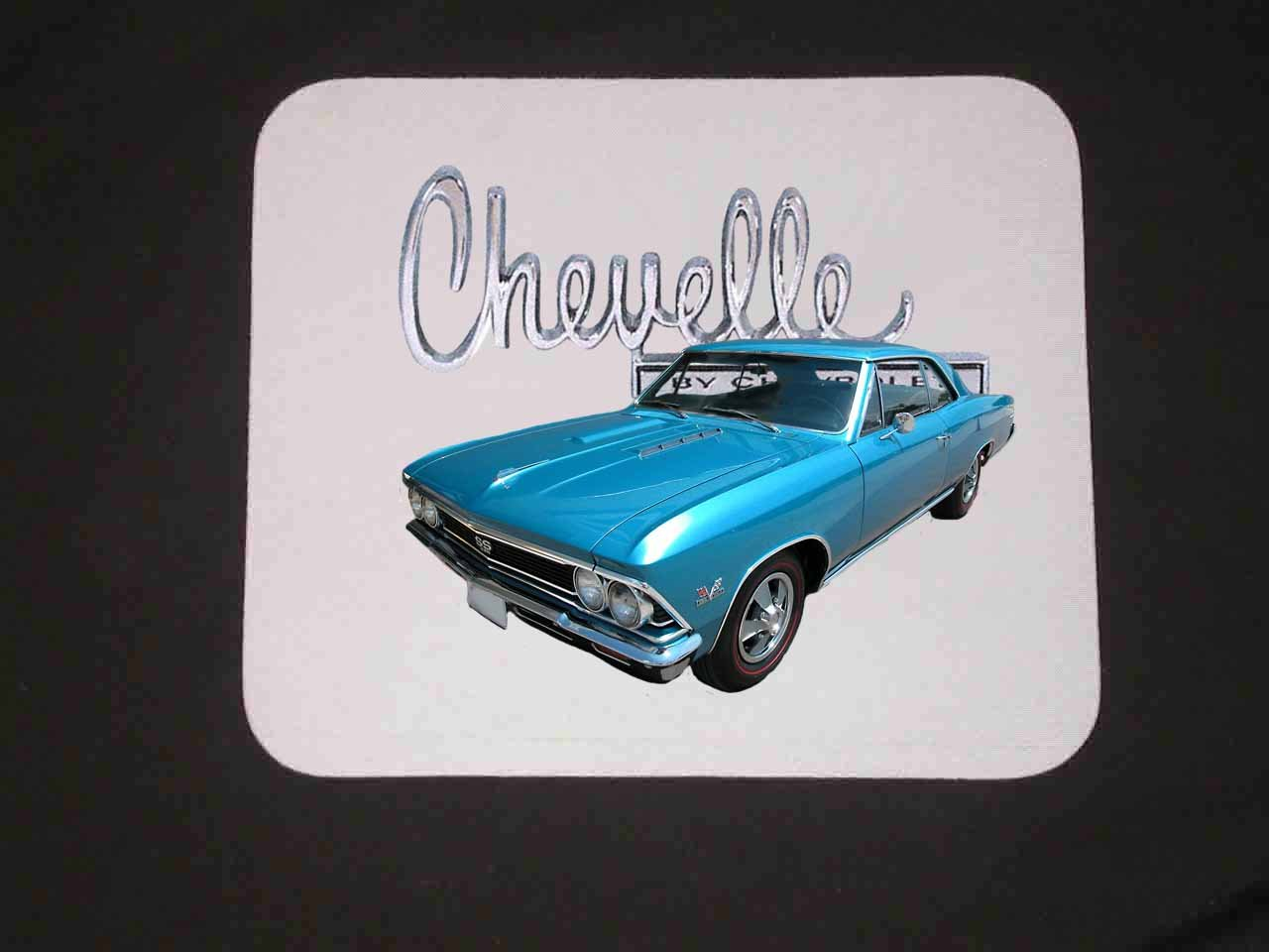 New 1966 Chevy Chevelle Mousepad!