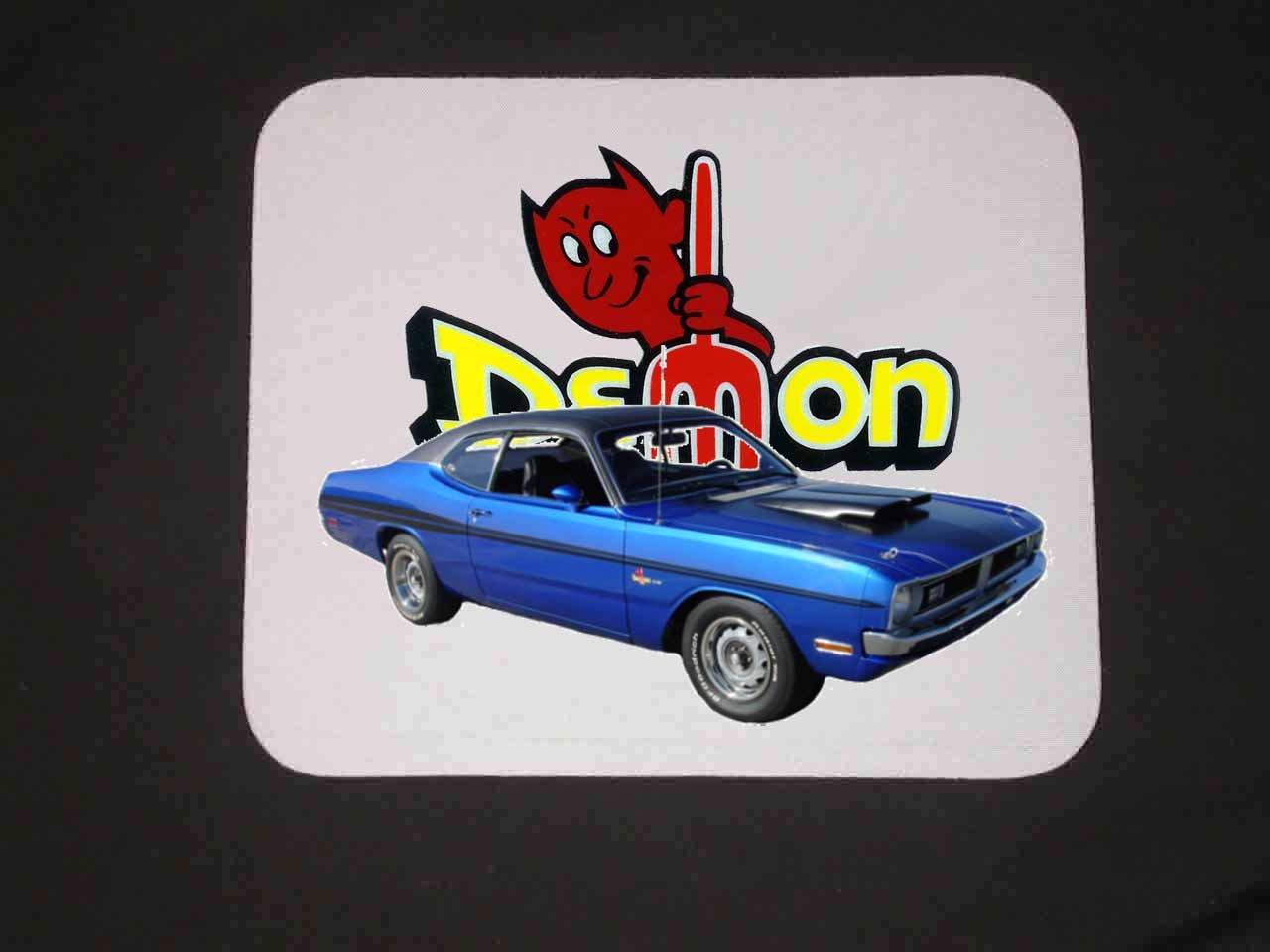 New 1971 Dodge Demon Mousepad