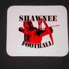 Shawnee Football Mousepad