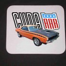 New 1970 Orange Plymouth AAR Cuda Mousepad!!