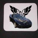 New 2000 Black Pontiac Trans AM Mousepad!