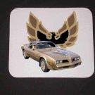 New 1978 Pontiac Trans AM Gold SE Mousepad!
