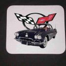 New 1958 Chevy Corvette Mousepad!