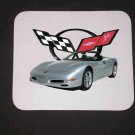 New 2001 Chevy Corvette Mousepad!