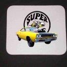 New 1969 Dodge Superbee Mousepad!!