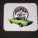 New Green 1971 Dodge Superbee Mousepad!!