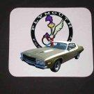 New 1974 Plymouth Roadrunner Mousepad!!
