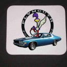 New 1973 Plymouth Roadrunner Mousepad!!