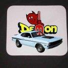 New 1972 Dodge Demon Mousepad