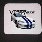 New 2001 Dodge Viper GTSR Mousepad!!
