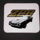 New Black 1979 Chevy Camaro Z28 Mousepad
