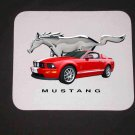 New 2007 Ford Mustang Cobra w/ horse Mousepad!