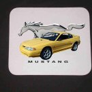 New 1998 Ford Mustang Cobra w/ horse Mousepad!