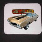 New 1969 Olds 442 Mousepad!