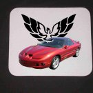New 2000 Rust Pontiac Trans AM Mousepad!
