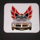 New 1974 Gold Pontiac Formula Firebird Mousepad!