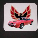 New 1975 Red Pontiac Trans AM Mousepad!